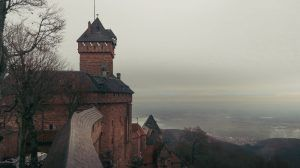 Castillo Haut-Koenigsbourg